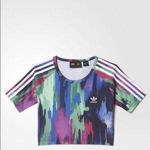 Pharrell Williams x Adidas Crop